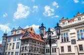 Architechture of Prague — Zdjęcie stockowe