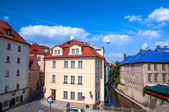 Streets of Prague — Stock Photo