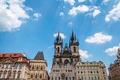 プラハの風景 — ストック写真
