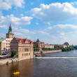 Stock Photo: Landscape of Prague