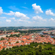 Landscape of Prague — Stock Photo