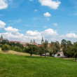 Park in Prague — Stock Photo
