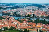 Landscape of Prague — Stock Photo