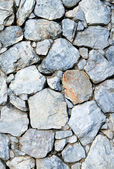Closeup of stone wall — Foto de Stock