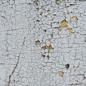 Old cracked paint on the wall  — Foto de Stock