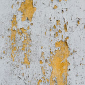 Old cracked paint on the wall  — Foto Stock