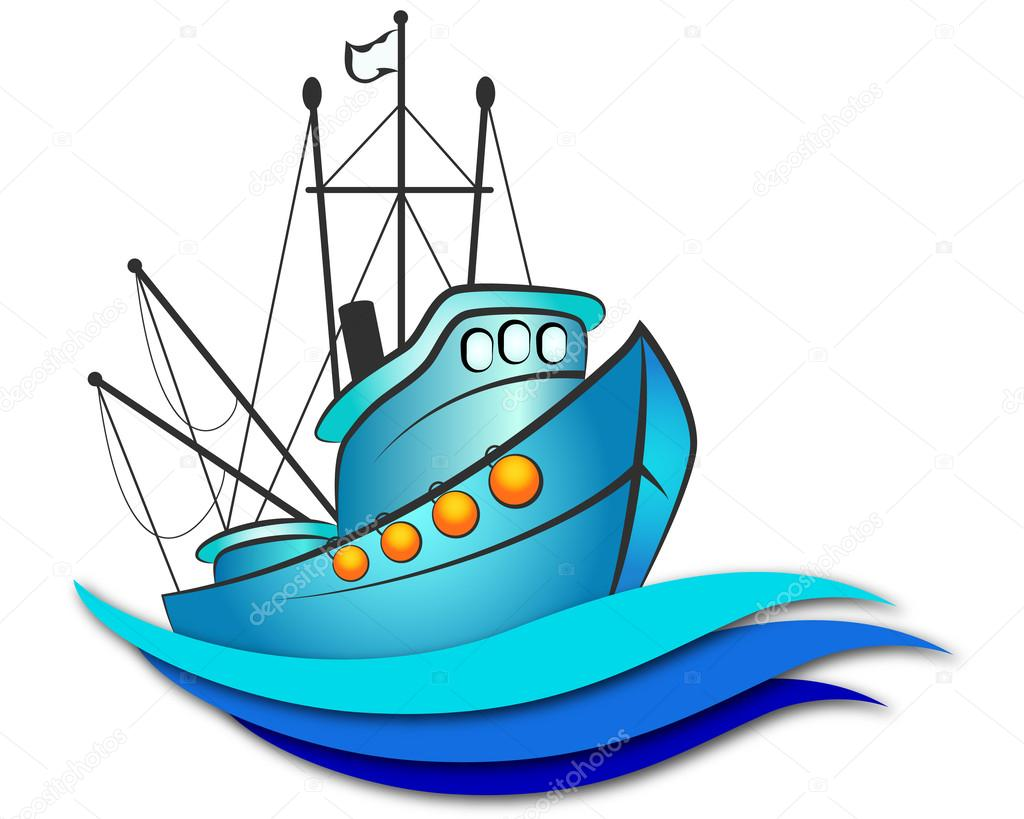 день лодки рисунки