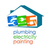 Home repairs — Stock Vector
