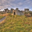Stock Photo: Dunamase Castle, Portlaoise, Ireland