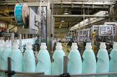 Production de détergent liquide — Photo