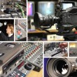 Stock Photo: Television Equipment