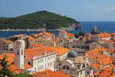 Dubrovnik, kroatien — Stockfoto