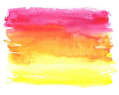 Watercolor spot abstract background — Stock Vector