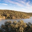 Stock Photo: Pedrezuelreservoir