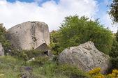 Granite rocks — Stock Photo