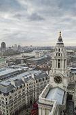 The City of London — Stock Photo