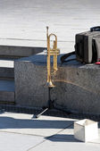 Trumpet — Stock Photo