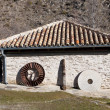 Old restored water mill — Stock Photo #15565395