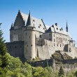 Vianden Castle — Stock Photo