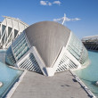 Stock Photo: City of Arts and Sciences