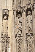 Valencia Cathedral — Stock Photo