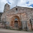 San Millan de Lara Church — Stock Photo