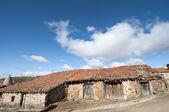 Gamla sten hus — Stockfoto