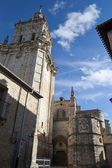 Belfry of Cathedral of Burgo de Osma — Stock Photo