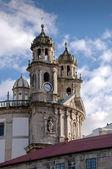 La Peregrina Church — Stock Photo