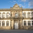 City hall of Pontevedra city - Stock Photo