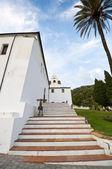 The Capuchinos Convent — Stock Photo