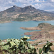 Stock Photo: ZaharEl Gastor Reservoir
