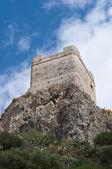 Castle of Zahara — Stock Photo