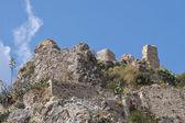 Castle of Zahara de la Sierra — Stock Photo