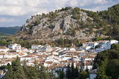 Views of Grazalema, Cadiz. — Stock Photo