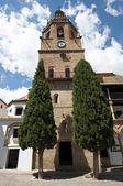 Santa Maria la Mayor Church — Stock Photo