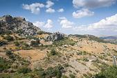 Grazalema Natural Park — Stock Photo