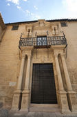 дворец маркиза сальватьерра — Стоковое фото