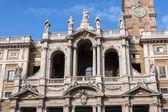 Basílica di santa maria maggiore — Foto Stock