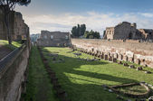 Hippodrome of Domitian — Stock Photo