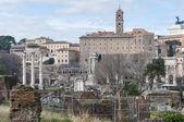 Roma forumu — Stok fotoğraf