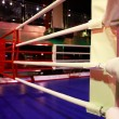 Empty boxing ring abstraction — Stock Photo #21772795