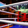 Empty boxing ring abstraction — Stock Photo #21772815