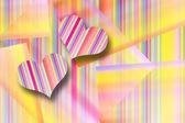 Valentine card — Stock Photo