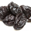 Handful of prunes - Stock Photo