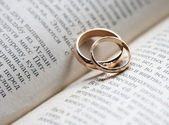 Church rings — Stock Photo
