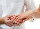 предложение о браке — Стоковое фото
