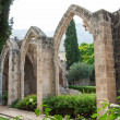 View of Bellapais Abbey — Stock Photo #15884455