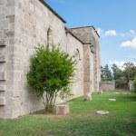 Bellapais abbey — Stockfoto