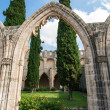 图库照片: Bellapais Abbey